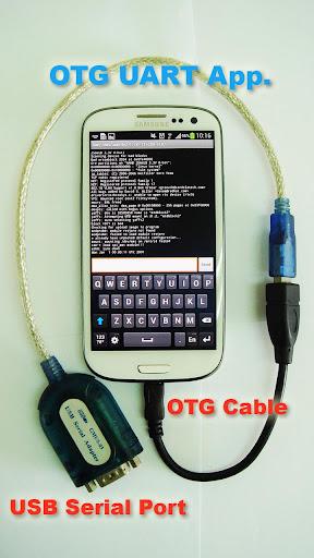 玩通訊App|OTG UART 序列終端機 1.2免費|APP試玩