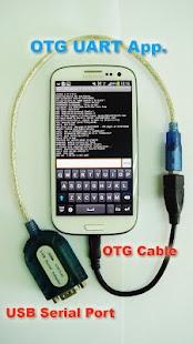【免費通訊App】OTG UART 超級終端機 1.2-APP點子