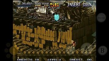 Screenshot of METAL SLUG