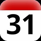 DK Holidays Calendar Widget icon