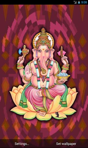 Great Ganesha Live Wallpaper