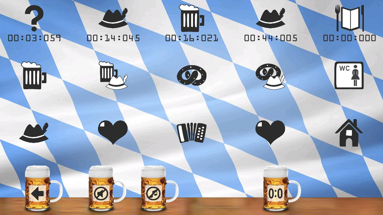 Oktoberfest Labyrinth- screenshot