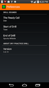 Dry Practice Drill- screenshot thumbnail