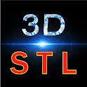 3D STL Viewer Pro icon