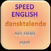 Engelsk for der taler dansk