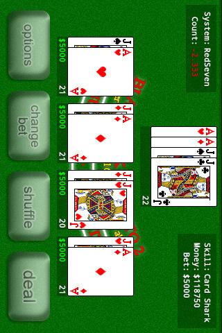 BlackJack Pro Free - screenshot