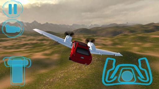 空飛ぶ車無料:マウンテンフライ