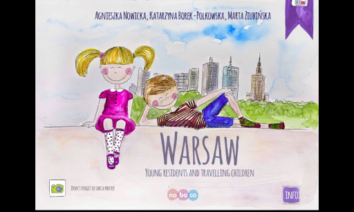 Warsaw for Kids - Guide
