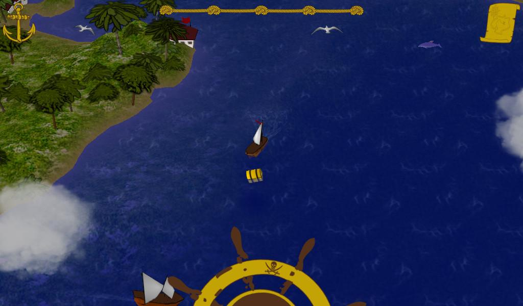 SeaCraft! Sailor- screenshot