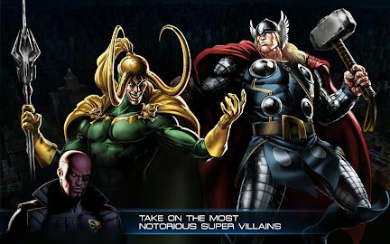 Avengers Alliance Screenshot 13