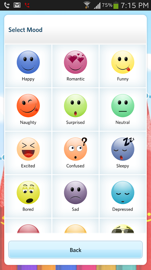 Moodlytics, Smart Mood Tracker- screenshot