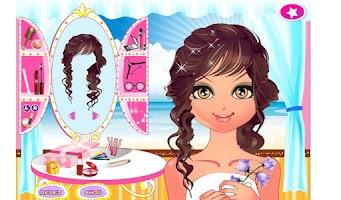 Screenshot of Face Makeover Magic
