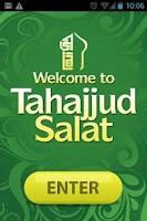 Screenshot of Tahajjud Salat