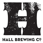 Logo for Hall Brewing Company