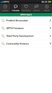 OPPO Forums Mobile