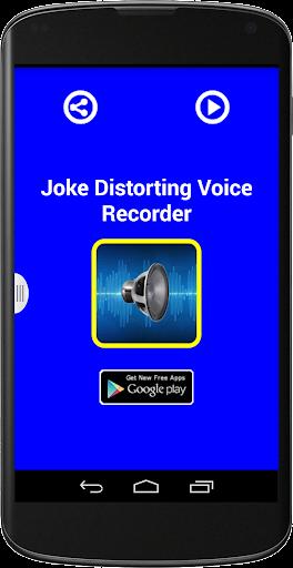 扭曲錄音笑話 玩娛樂App免費 玩APPs
