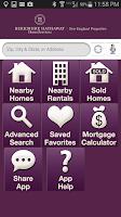 Screenshot of BHHS NE Properties