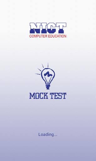 NICT Mock Test