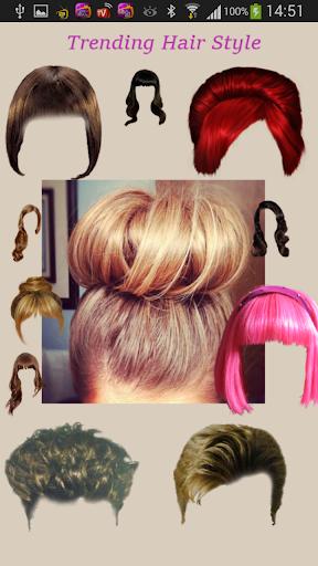 Trending Hair Style