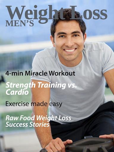 Mens Weight Loss Magazine