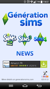 Generation Sims Guide- screenshot thumbnail