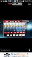 Screenshot of Tristate Weather Authority
