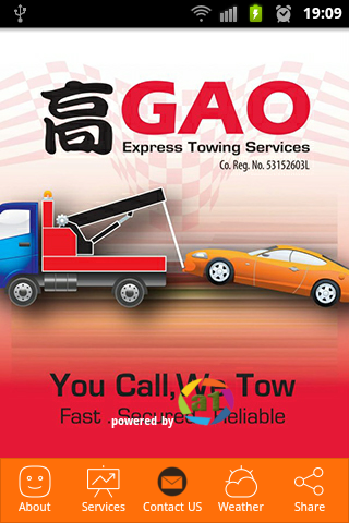 GAO EXPRESS TOWING SERVICES