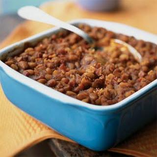 Blazin' Baked Beans