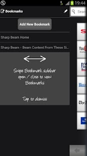 Sharp Beam - screenshot thumbnail