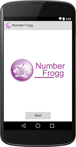 Number Frogg