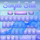 Simple Silk GO Keyboard