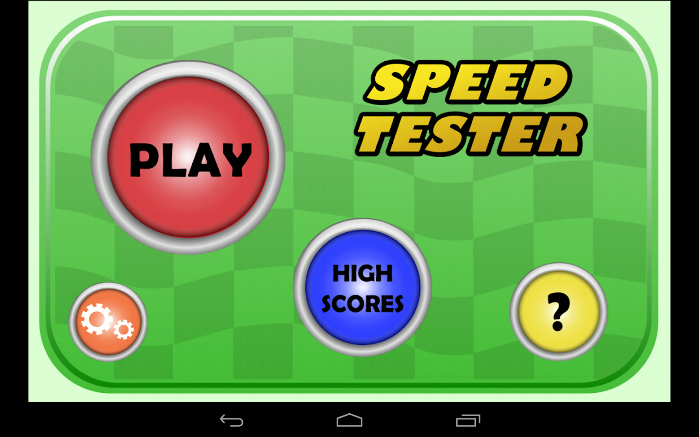 Speed Tester- screenshot