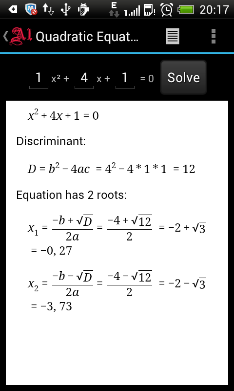 algebrion math helper android apps on google play algebrion math helper screenshot