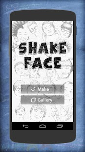 ShakeFace - Real Face Character for iPhone - App Info ...