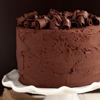 Chocolate Stout Cake.