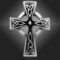 Celtic Cross wallpaper logo