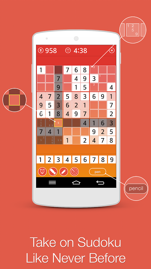 Sudoku Together- screenshot