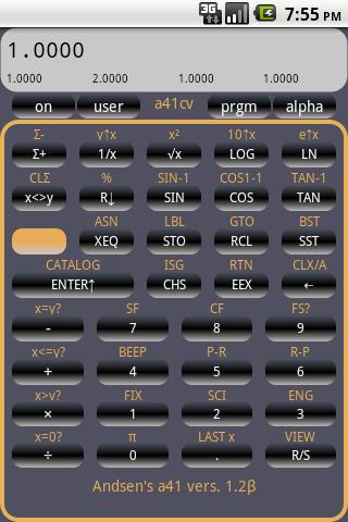 a41cv- screenshot