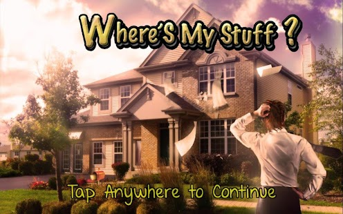 Where's My Stuff? %100 Free- screenshot thumbnail