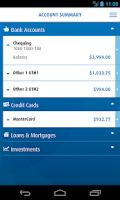 Screenshot of BMO Mobile Banking