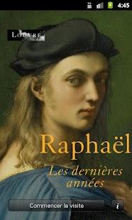 Raphaël, les dernières années– Vignette de la capture d'écran