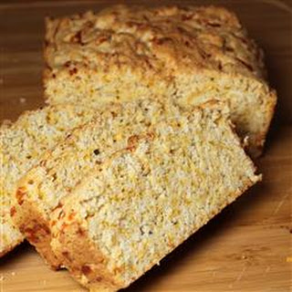 Spicy Cheese Quick Bread