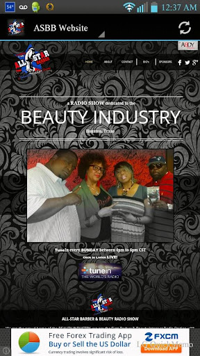 All Star Barber Beauty Radio