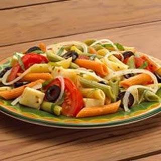 Marinated Mediterranean Salad.