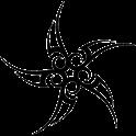 Tribal Sticker free icon