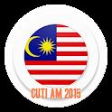 Cuti Umum Malaysia Tahun 2015 icon