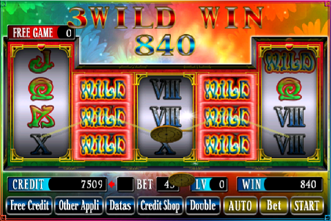 SLOT Wheel Of Fortune 45LINES- screenshot