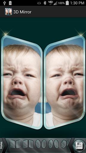 【免費攝影App】3D Photo Mirrors-APP點子