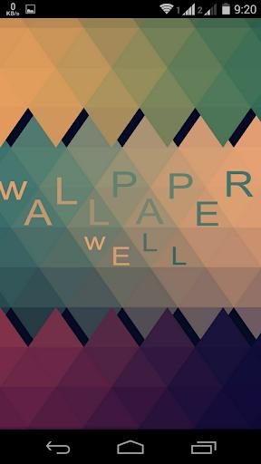 WallpaperWell