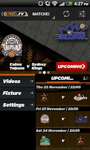 NBL TV - screenshot thumbnail